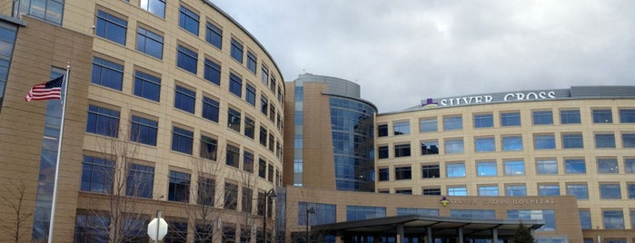 Silver Cross Hospital is one of favorites 1.