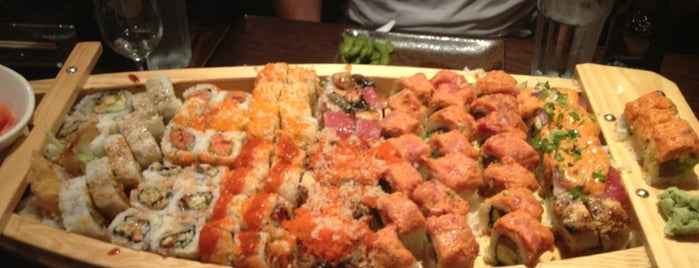 Sushi Para II is one of Places I Need To Visit Or Go Back To.
