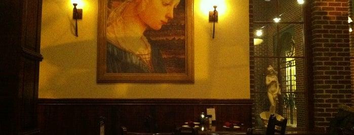 Cafe Verona is one of Tempat yang Disukai Hope.