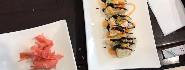 Ikura Sushi is one of 143 Montrose Spots.