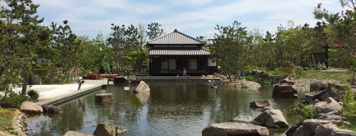 帰真園旧清水邸書院 is one of South of Tokyo.