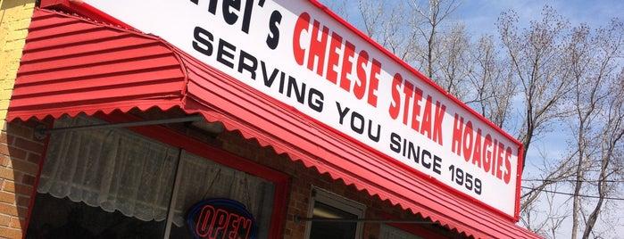 Gabriel's Cheese Steak Hoagies is one of Must Try Eats.