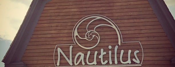 Nautilus Seafood & Grill is one of Maine.