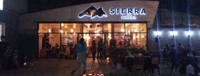 Sierra Coffee is one of Lugares guardados de Umut.