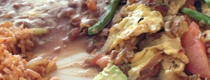 Rigo's Mexican Restaurant is one of Posti salvati di Larry.