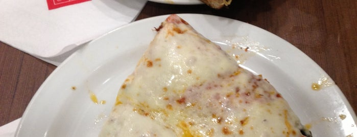 Pizzeria Spontini is one of MustanG 님이 좋아한 장소.