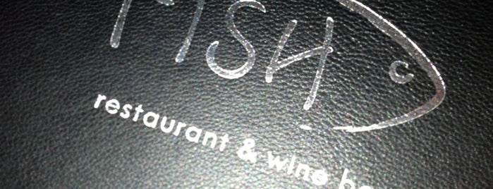 Fish Restaurant & Wine Bar is one of Date Night Ideas.