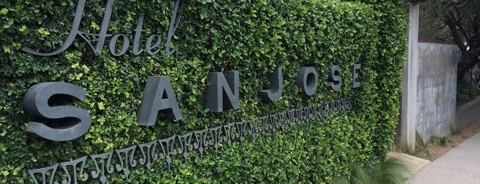 Hotel San Jose is one of Austin.