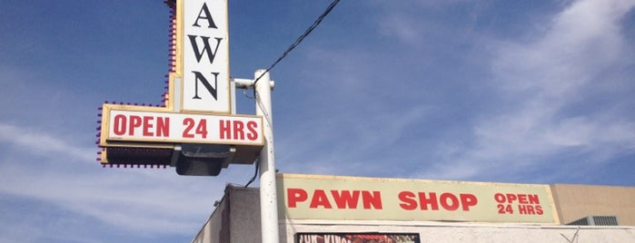 Gold & Silver Pawn Shop is one of Locais curtidos por Fernando.
