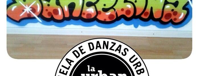 La Urban Dance Factory is one of Posti che sono piaciuti a Lobah.