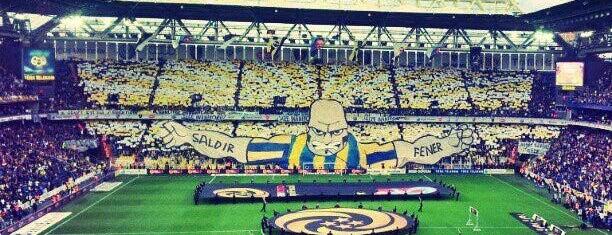 Fenerbahçe is one of ● Fenerbahçe Republic ★☆★.