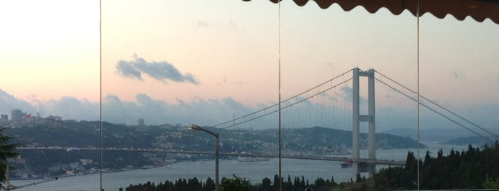 Bridge Restaurant is one of Must-visit Arts & Entertainment in İstanbul.