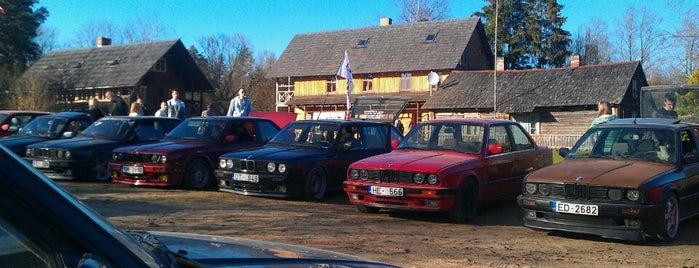"""Viesu nams """"Kraukļi"""" is one of AtputasBazes.lv VOL 2."""