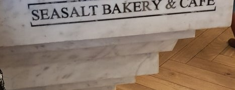 Sea Salt Bakery & Cafe is one of Cairo.