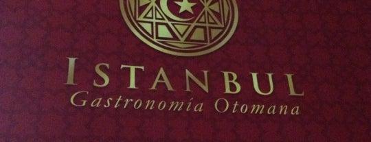 Istanbul is one of Gespeicherte Orte von Alex.