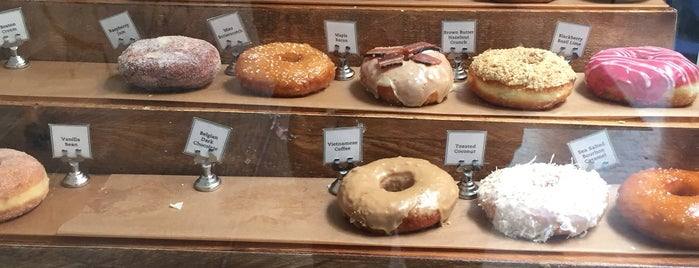 Union Square Donuts is one of Orte, die Al gefallen.