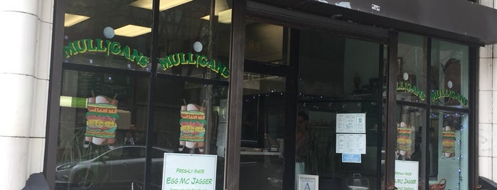 Mulligans is one of North End/Beacon Hill/Fort Point.