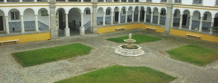 Colégio do Espírito Santo, Universidade de Évora is one of Portugal.