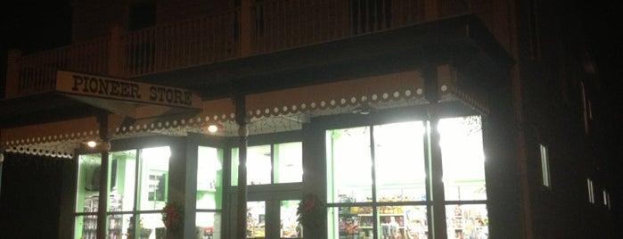 Pioneer General Store is one of Orte, die Morgan gefallen.