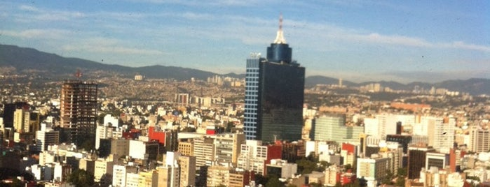 Torre AXA is one of D.F..