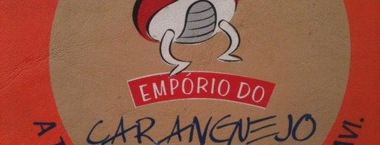 Empório do Caranguejo is one of Orte, die Marcio gefallen.