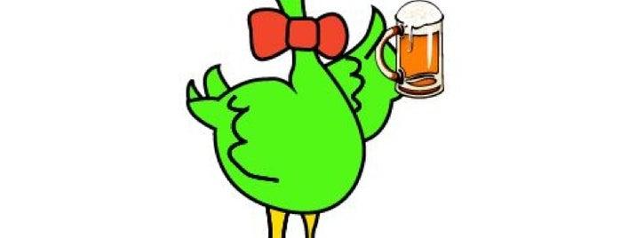 Drunken Duck is one of restaurantes.