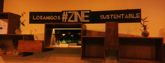Zine is one of Mexico.