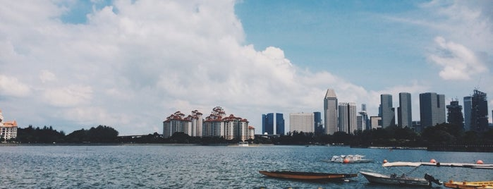 Kallang Water Sports Centre is one of Project #2 singa.