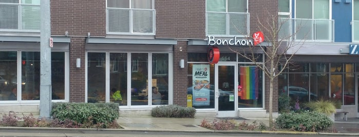 Bonchon Korean Fried Chicken is one of Seattle Places To Go.