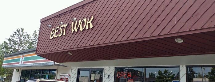 Best Wok is one of Seattle.