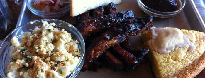 B-Side BBQ is one of Oakland.