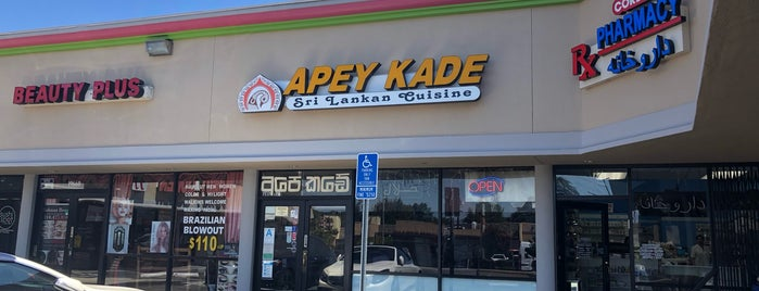 Apey Kade is one of New LA.