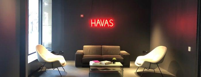 Havas Worldwide is one of Orte, die Marisa gefallen.