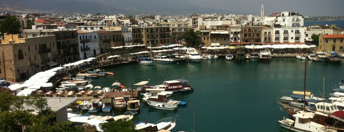 Kyrenia Castle is one of Girne.