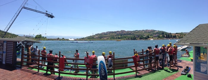 Gölkay Wakeboard Cable Park is one of Barış ☀️ 님이 좋아한 장소.