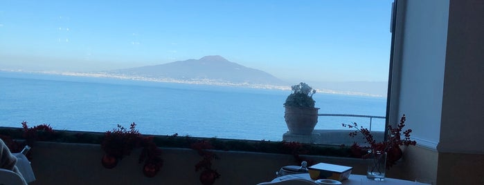 Bosquet Restaurant is one of Amalfi Coast.