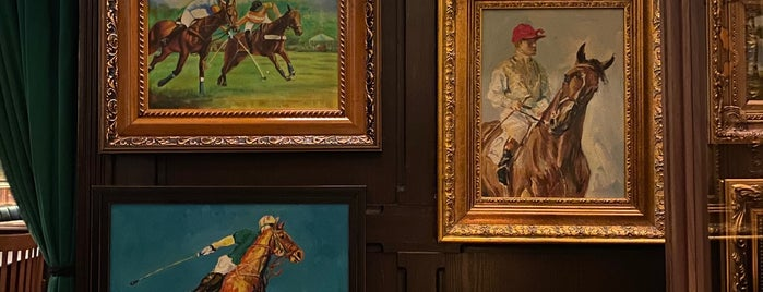 Buenos Aires Polo Club is one of Hong Kong.