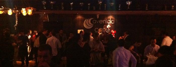 Avenida Café is one of Estrella Galicia fóra de Galicia.