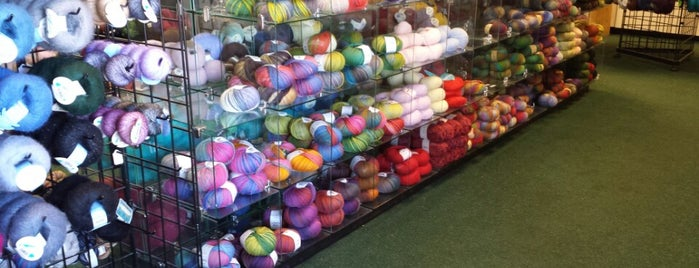 Showers of Flowers Yarn Shop is one of Knitting & Yarn.