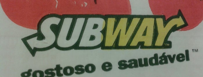 Subway is one of Locais curtidos por Felipe.