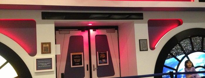 SpaceQuest Planetarium is one of Planetarium Pilgrimages.