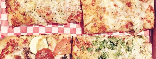 Golden Boy Pizza is one of The 20 Best Pizza Places in SF.