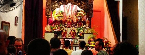 Templo Hare Krishna is one of Passeios.