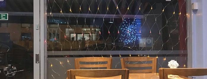 Cafe Amici is one of Locais curtidos por Paul.