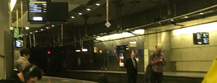 St Pancras International Station (STP) — Thameslink is one of London1.