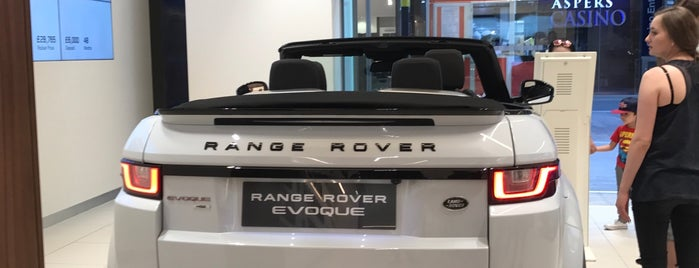 Rockar Jaguar Land Rover Westfield is one of Paul 님이 좋아한 장소.