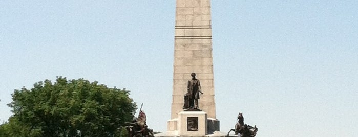 Lincoln Tomb State Historic Site is one of Chicago.