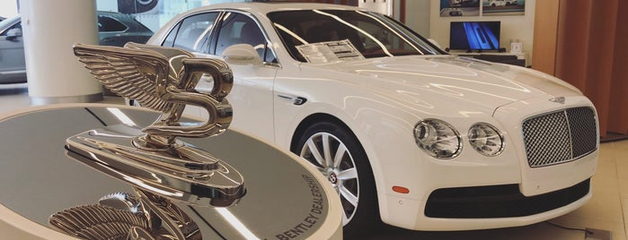 Manhattan Motorcars is one of Erik 님이 좋아한 장소.