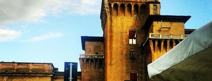 Piazza Castello is one of Ferrara x.