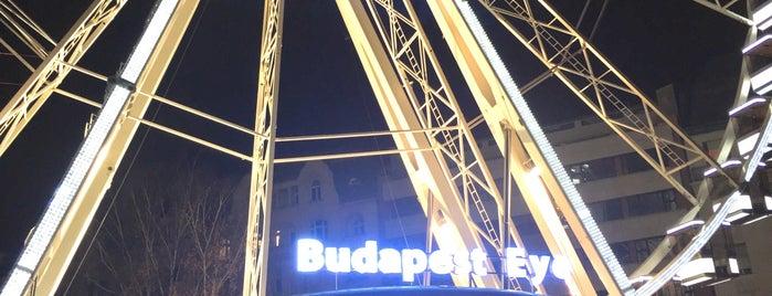 Budapest Eye is one of Posti che sono piaciuti a Lulu.
